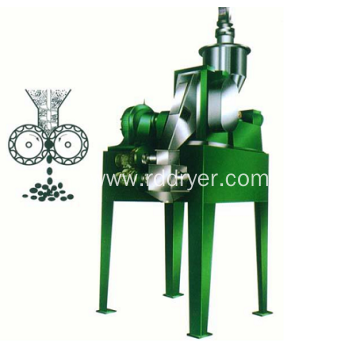 Dry roll press granulator machine for sodium dichloroisocyanurate