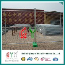 Galvanised Steel Crowd Control Barricades/ Temporary Portable Fence