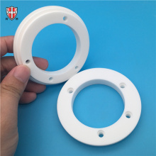 insulating machinable technical ceramic cylinder rings