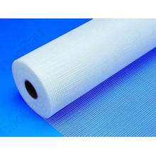 Rede de fibra branca de fibra de vidro