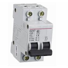 Новый 63a 4p миниатюрный автоматический выключатель mcb
