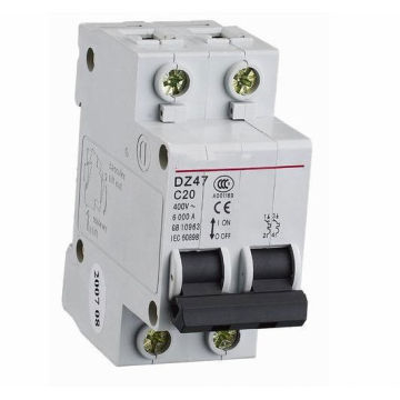 Durable miniature circuit breaker price in high grade