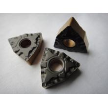 Insertos de giro indexáveis de carboneto de tungstênio Wnmg 080408