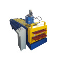 computer-control double-layer roll forming machine