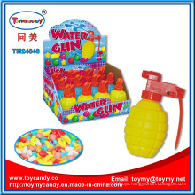 Grenade Water Gun Toy Candy