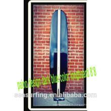 planche de surf fabriqué en Chine paino design longboard bleu foncé 8'8! ~~