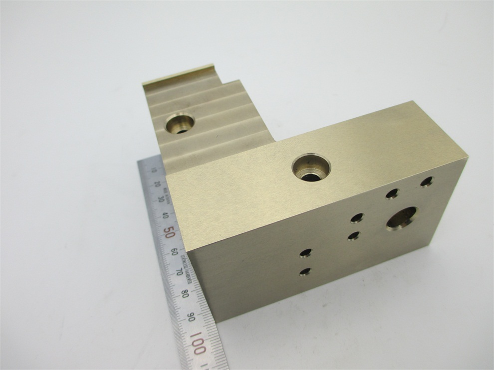 Brass Milling Machining Fixtures