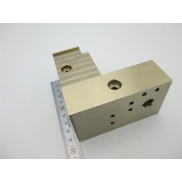 Custom Brass CNC Machining Services