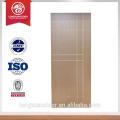 Puerta del cuarto de baño diseño puerta impermeable puerta wpc a la venta Supplier's Choice