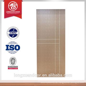 Bad Türentwurf wasserdichte Tür wpc Tür für Verkauf Lieferantenwahl