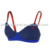 Wholesale sexy navy bikini top supplier from jinjiang