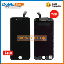 Горячая продажа для iphone 6 lcd сенсорный экран дигитайзер высокого качества для iphone 6 lcd Ассамблеи