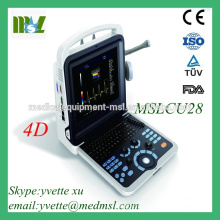 MSLCU28-M Good Price Protable Color doppler Ultrasound Full Digital Diagnostical System with 12 inch LCD Screen