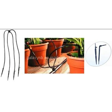 Alta qualidade venda quente seta de irrigação de gotejamento
