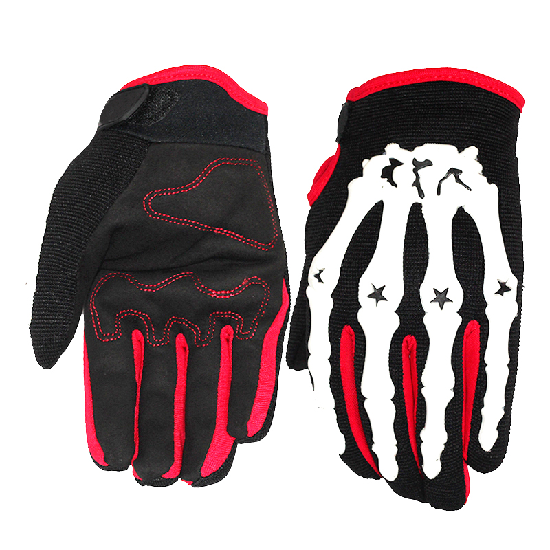 full finger motorcycle gloves for man