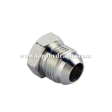 stainless steel hose parts hydraulic adapters fittings