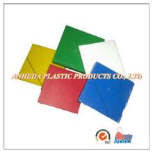 Green/ Yellow/ Blue/ Red/ White PE Sheet