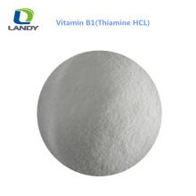 Venta CALIENTE calidad alimentaria vitamina B1 VB1 tiamina HCL