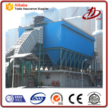 Large Air Volume industrial dust collector with filtering fabric bag