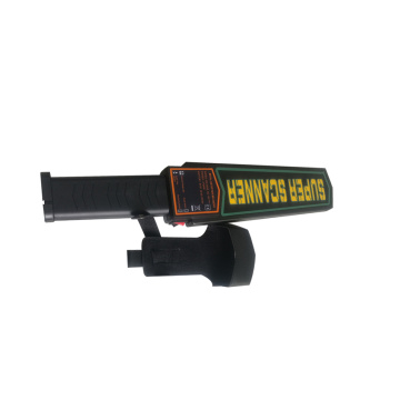 Whites metal detector for security