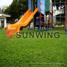 colorful sports soccer golf tennis court modular synthetic turf carpet