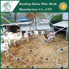 Fournir une clôture en acier inoxydable pour moutons fabriqués en Chine