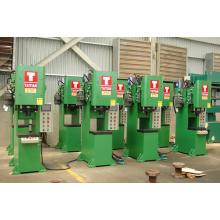 Prensa de perfuração hidráulica para Z-gancho / C-Nipple (TT-5T)