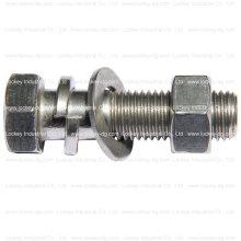 Stainless Steel / Steel Hex Cap Screw