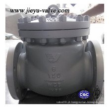Válvula de retenção Swing 150lb A216 Wcb
