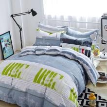 100 % Baumwolle Pigment gedruckt Bettwäsche-Set / Set Comfort
