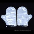 SGS probó la máscara de mano Silky and Whitening