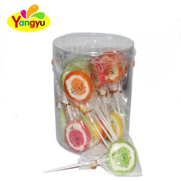 Handmade Beautiful Flower Lollipop Candy