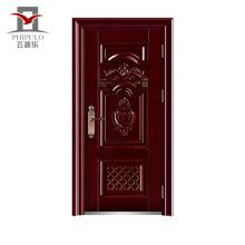 Desde China puerta interior insonorizada de melamina.