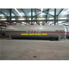 80000L 35ton مستعملة LPG Tanks Vessels