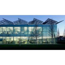 Environmental Stahlkonstruktions-Raum-Rahmen-Fertigvorhang-Wand