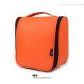 O saco de lavagem de cor laranja