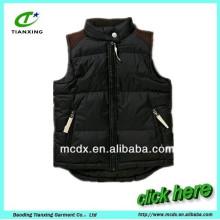 vente chaude de nouveau style casual waistcoat kid wear