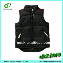 hot sale new style casual waistcoat kid wear