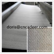 Bentonite Impermeável Almofada Geossintética Argila Liner Gcl para Aterro Sanitário