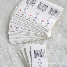 Eco-Friendly Stickets Printing for Garment Fabric