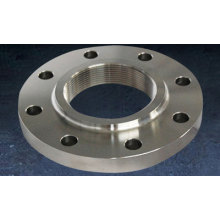 DIN PN16 carbon steel thread steel flange