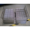 Wire Mesh Basket for Washing or Storage