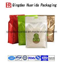 Bolsa de té de aluminio FDA Grande Sealing