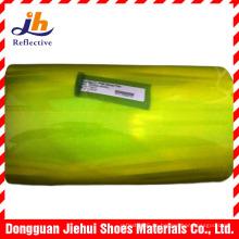 Hohe Sichtbarkeit 3m rotem PVC Werbung Grade reflektierende Folie