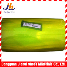 High Visibility 3m Red PVC Advertisement Grade Reflective Sheeting