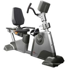 Appareil de fitness pour Recubment vélo (RE-7600R)