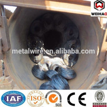 BWG18 black annealed binding iron wire/Black annealed wire