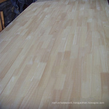 A Grade Rubberwood Finger Jointed Board (Worktops)