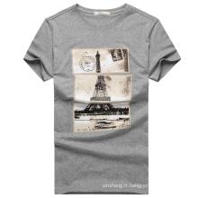 Décalage de machine d'impression de T-shirt en gros