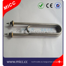 Elemento de calentamiento eléctrico de titanio